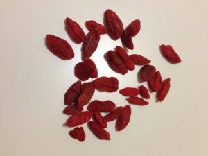 Bio goji berry kúra goji bogyó gyümölcslével