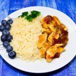 basmati rizs